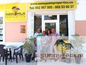 Sunny Palms Properties Team