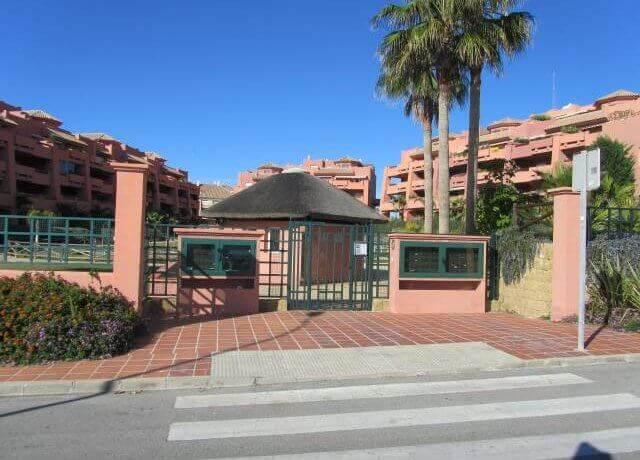 4325 AP2 entrance - Torrox Punta del Faro