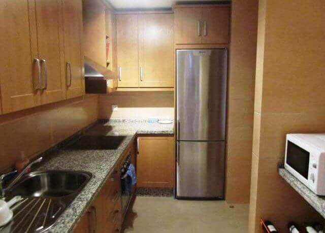 4325 AP2 kitchen - Torrox Punta del Faro