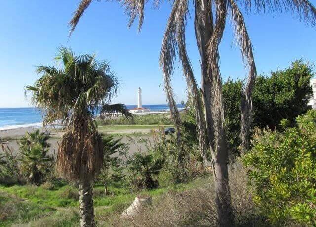 4325 AP2 lighthouse beach - Torrox Punta del Faro