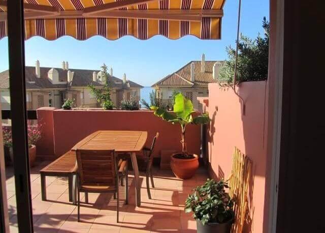 4325 AP2 terrace - Torrox Punta del Faro