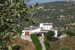 6514 VI3 prestigious villa in Alcaucin (1)