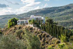 6514 VI3 prestigious villa in Alcaucin (1,3)