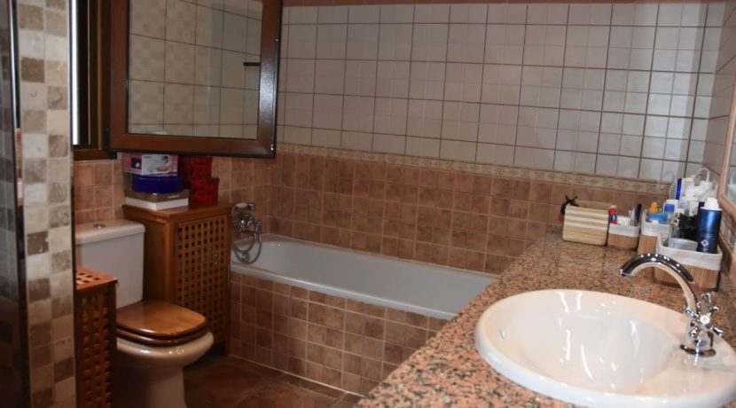 6514 VI3 prestigious villa in Alcaucin (15,2)